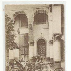 Sellos: POSTAL FEZ AFRICA CIRCULADA 1922 CON FRANQUICIA MILITAR. Lote 259776335