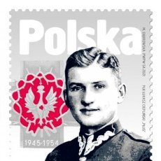 Sellos: ⚡ DISCOUNT POLAND 2021 NATIONAL DAY OF REMEMBRANCE OF ACCURSED SOLDIERS MNH - MILITARY. Lote 262870100