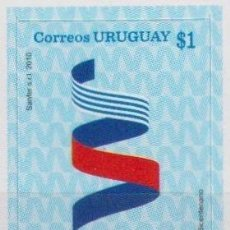 Sellos: ⚡ DISCOUNT URUGUAY 2011 THE 200TH ANNIVERSARY OF INDEPENDENCE MNH - INDEPENDENCE, POLITICS. Lote 262872410