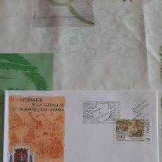 Sellos: 1999 ESPAÑA DEFENSA LAS PALMAS DE GRAN CANARIA MILITAR EDIFIL 3649 MATASELLO USADO SFC 16. Lote 263107160