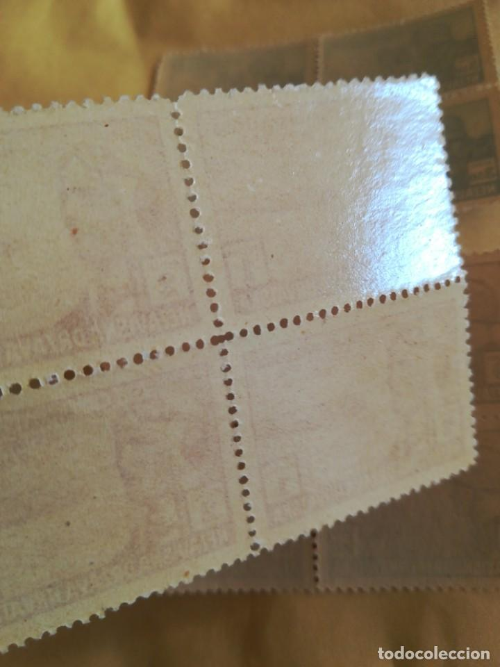 Sellos: Set antiguos sellos Alemania reich nazi legión SS ocupación Hrvatska con goma - Foto 5 - 267247704