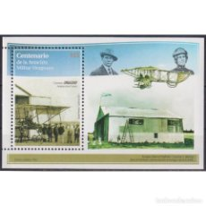 Sellos: ⚡ DISCOUNT URUGUAY 2013 100TH ANNIVERSARY OF THE MILITARY AVIATION OF URUGUAY MNH - AIRCRAFT. Lote 270391423