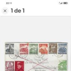 Sellos: AUTENTICO DOBRE 1941 GUERRA MUNDIAL. Lote 279470148