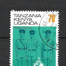 Selos: SELLO KENYA UGANDA TANGANYIKA -19/51. Lote 287207298