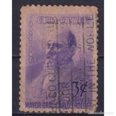 Sellos: ⚡ DISCOUNT CUBA 1944 THE 100TH ANNIVERSARY OF THE BIRTH OF MAJOR-GENERAL ROLOFF U - MILITARY. Lote 289965548
