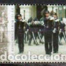 Sellos: NORUEGA Nº 1594, CENTENARIO DEL REAL CUERPO DE GUARDIA. TIRADA DE LA HOJA: 300.000. Lote 294442698