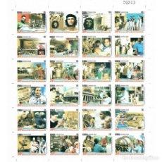 Sellos: ⚡ DISCOUNT CUBA 2009 THE 50TH ANNIVERSARY OF THE REVOLUTION MNH - ERNESTO CHEGEVARA, FIDEL C. Lote 295953963