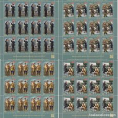 Sellos: ⚡ DISCOUNT RUSSIA 2021 MILITARY UNIFORM OF THE RED ARMY AND NAVY OF THE USSR MNH - THE FORM,. Lote 296064553