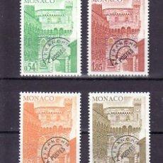 Sellos: MONACO PRE-OBLITERADO 46/9 SIN CHARNELA, TORRE DEL RELOJ,. Lote 11405852