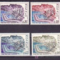 Sellos: MONACO PRE-OBLITERADO 30/3 SIN CHARNELA, DEPORTE, PISCINA RAINIERO III, . Lote 11405896