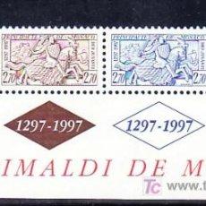 Sellos: MONACO 2088B SIN CHARNELA, ESCUDO DEL PRINCIPE, . Lote 11417186