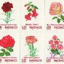 Sellos: MONACO 2014/25 EN CARNET SIN CHARNELA, FLORES, PINTURAS ORIGINALES PARA LA COLECCION THURILLET, . Lote 11441115