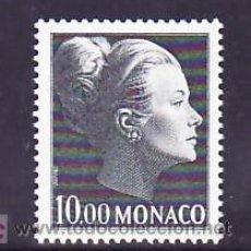 Sellos: MONACO 1359 SIN CHARNELA, HOMENAJE A LA PRINCESA GRACIA. Lote 11455880