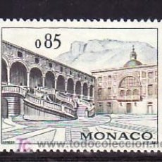 Sellos: MONACO 549 CON CHARNELA, PATIO DE HONOR DEL PALACIO DE LOS PRINCIPES . Lote 11736487