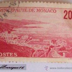 Sellos: PRINCIPADO DE MONACO - POSTES 20 FRANCOS. Lote 16070868