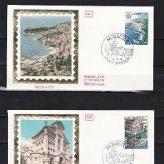 Sellos: MONACO 1139/40 PRIMER DIA, TEMA EUROPA, MONUMENTOS . Lote 24579756