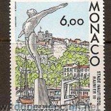 Sellos: SELLO DE MONACO AÑO 1986 YVERT 1549 . Lote 17692294