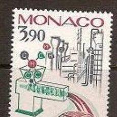 Sellos: SELLO DE MONACO AÑO 1986 YVERT 1553 . Lote 17692313