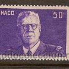 Sellos: SELLO DE MONACO AÑO 1943 YVERT 264 . Lote 17692487