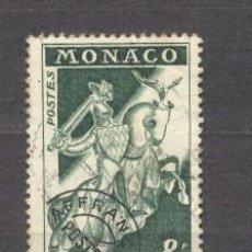 Sellos: MONACO, 1954. Lote 20895897