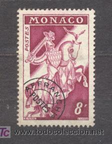 MONACO, 1954 (Sellos - Extranjero - Europa - Mónaco)