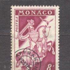 Sellos: MONACO, 1954. Lote 20895900