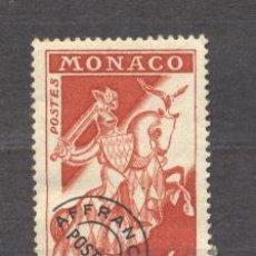 Sellos: MONACO, 1954. Lote 20895904