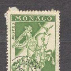 Sellos: MONACO, 1954. Lote 20895907