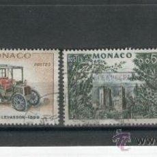 Briefmarken - MONACO. SELLOS. - 26183162