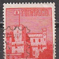 Sellos: MONACO, PALACIO DE LOS PRINCIPES (AÑO 1954), USADO. Lote 27799354