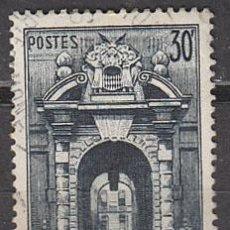 Sellos: MONACO, PUERTA DEL PALACIO (AÑO 1951), USADO. Lote 27799375