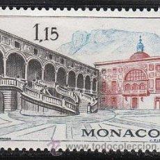 Sellos: MONACO (NI1), PALACIO DE LOS PRINCIPES. NUEVO. Lote 29670242
