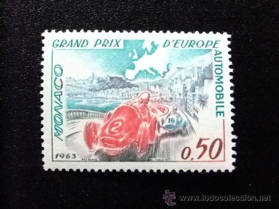 MONACO YVERT 609** MNH GRAN PREMIO MONACO (Sellos - Extranjero - Europa - Mónaco)