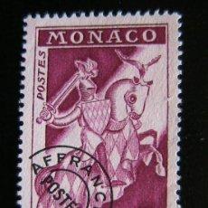Sellos: MONACO - SELLO CONMEMORATIVO. Lote 38088456