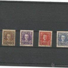 Sellos: 1933 - 10 ANIVERSARIO DEL ADVENIMIENTO DEL PRINCIPE - MONACO. Lote 49639650