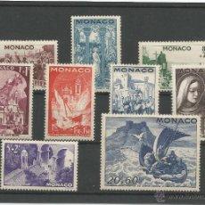 Sellos: 1944 - FIESTA DE SANTA DEVOTA - MONACO. Lote 49753702