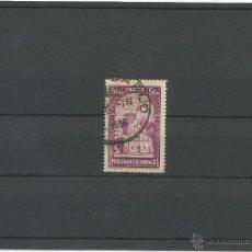 Sellos: 1933-37 - PAISAJES DEL PRINCIPADO E IGLESIA DE SANTA DEVOTA - MONACO. Lote 49753798