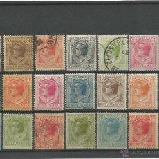 Sellos: 1924-33 - EFIGIE DEL PRINCIPE LUIS II - MONACO. Lote 49937502