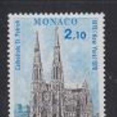 Timbres: MONACO 1204** - AÑO 1979 - CENTENARIO DE LA CATEDRAL DE SAINT PATRICK DE NEW YORK. Lote 204484987