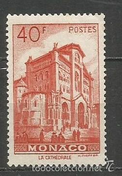 MONACO YVERT NUM. 313B NUEVO SIN GOMA (Sellos - Extranjero - Europa - Mónaco)