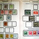 Sellos: BONITO RESTO DE COLECCIÓN DE MONACO DE 1891 A 1968,SERIES NUEVAS Y USADAS + AEREOS EN HOJAS DE ALBUM. Lote 58233453