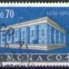 Sellos: SELLOS USADOS MONACO, EUROPA YT 789/ 91.. Lote 95956943