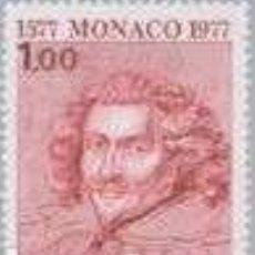 Sellos: SELLO USADO MONACO, YT 1099. Lote 96820571