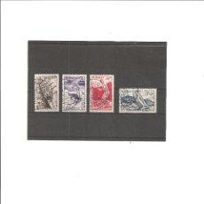 Sellos: MONACO. JUEGOS OLIMPICOS LONDRES 1948. USADO.. Lote 111961067