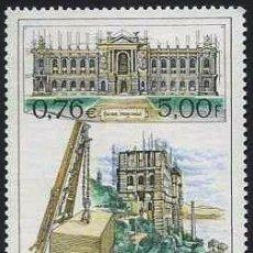 Sellos: MONACO - 100 ANIV. COLOCACION DE LA PRIMERA PIEDRA DEL MUSEO OCEANOGRAFICO (1999) **. Lote 114925991