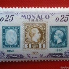Sellos: SELLO MONACO 525 AÑO 1960 NUEVO. Lote 135539837