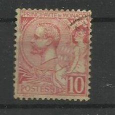 Briefmarken - MONACO 1891- SELLO USADO - 137734250