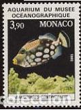 SELLO NUEVO DE MONACO, YT 1486 (Sellos - Extranjero - Europa - Mónaco)