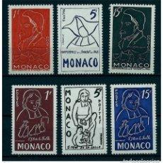 Sellos: SELLOS USADOS DE MONACO, YT 399/ 04. Lote 143155206