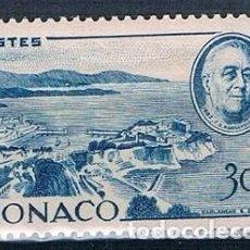 Sellos: MONACO 1946 YVERT 296 MH* . Lote 144663294